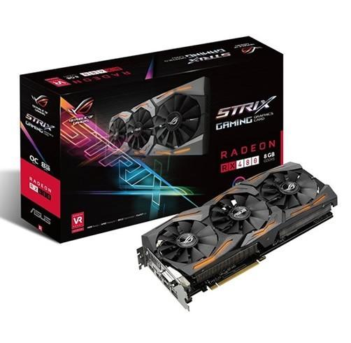 Asus Radeon RX 480 STRIX 8 GB