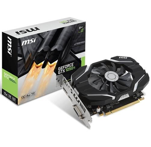 MSI GeForce GTX 1050 Ti 4 GB